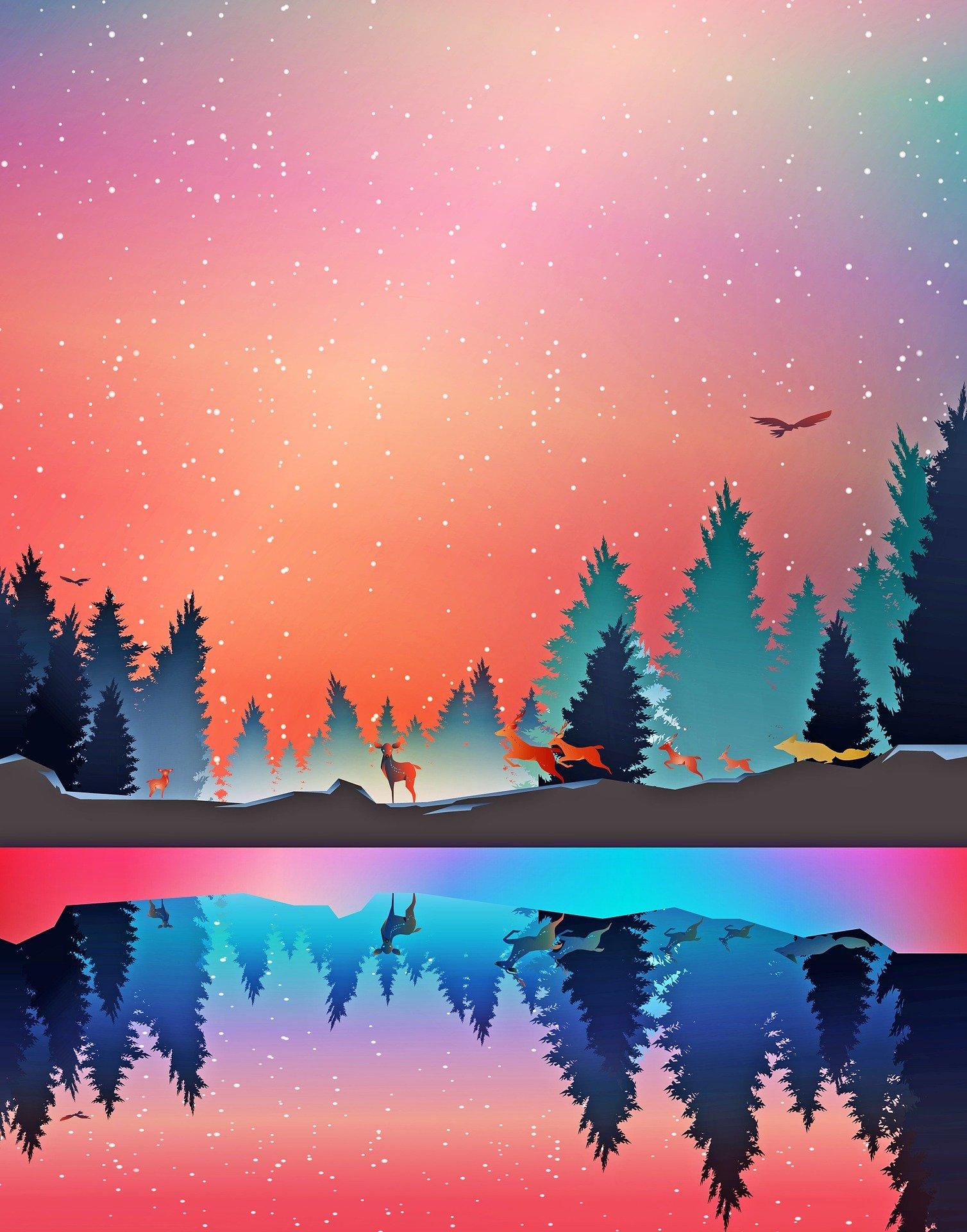 winter-lake-3758317_1920